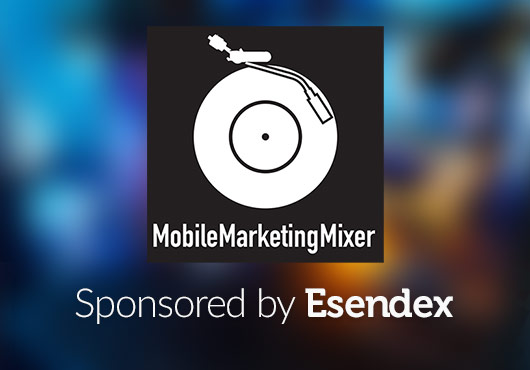 Esendex sponsor Mobile Marketing Mixer Party