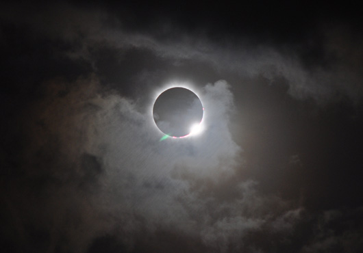 Solar eclipse - don't keep your stakeholders in the dark