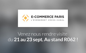 Ecommerce Paris 2015 Esendex SMS