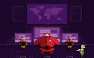 Esendex SMS is Santa's little helper