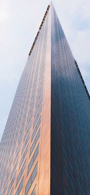 image of financial building