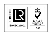 UKAS 27001 badge