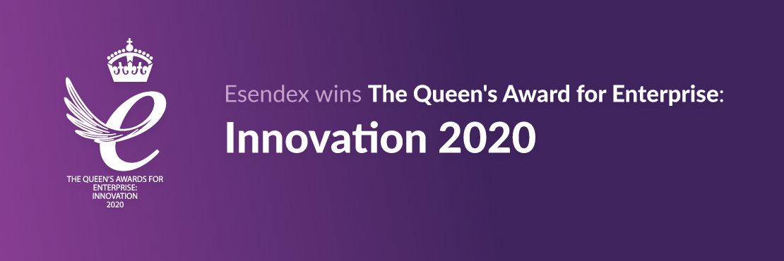 Esendex wins the Queens Award for Enterprise: Innovation 2020
