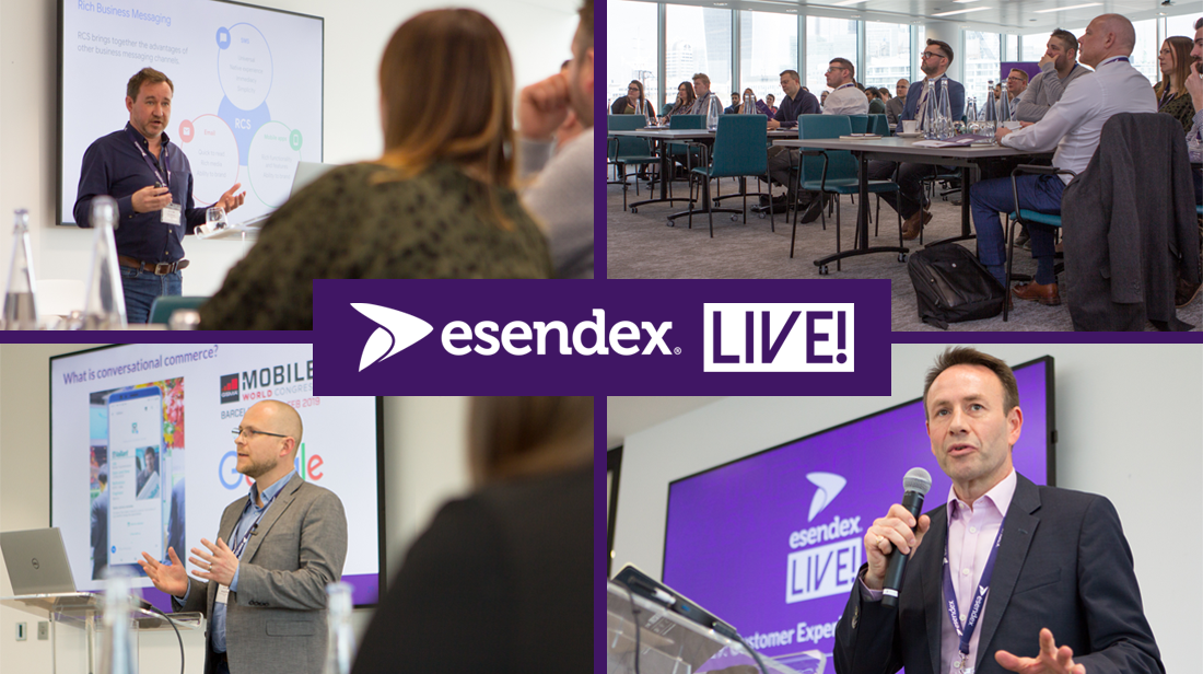 Esendex Live 2019 photos