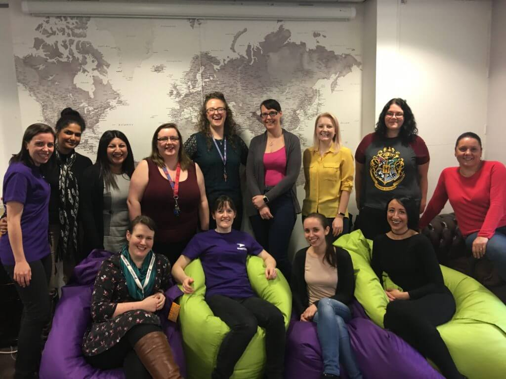 International Women's Day @ Esendex nottingham