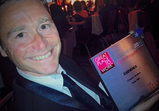 Geoff Love, CEO