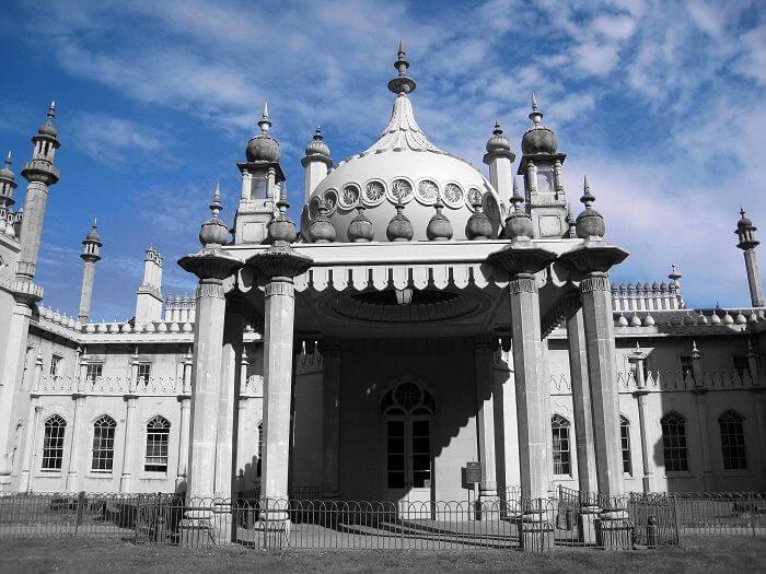 Brighton council house