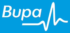 BUPA care services logo