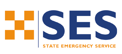 SES and RFS logo