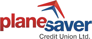 PlaneSaver Credit Union logo