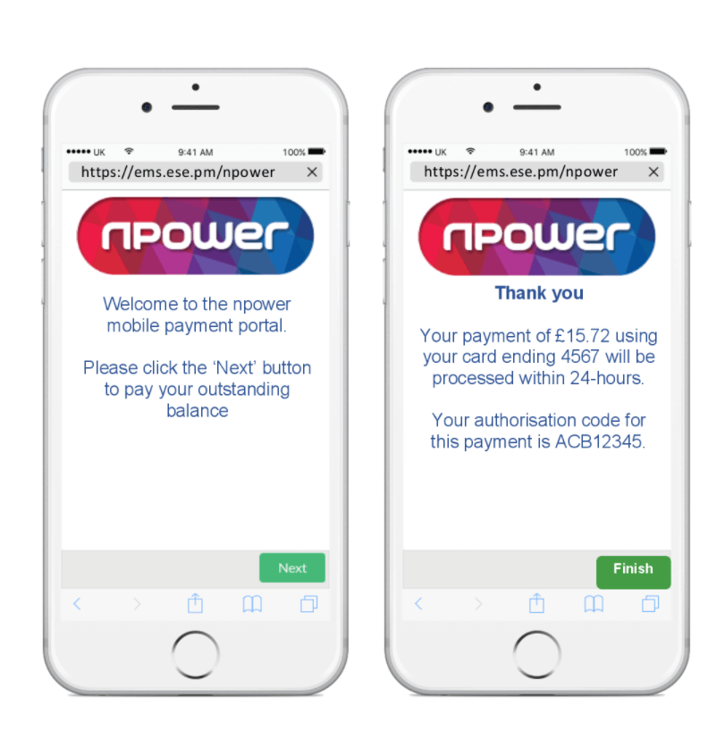How npower improved their debt collection efforts with Esendex