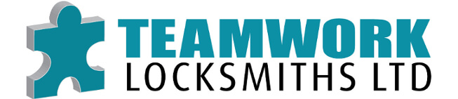 Teamwork Locksmiths Logo