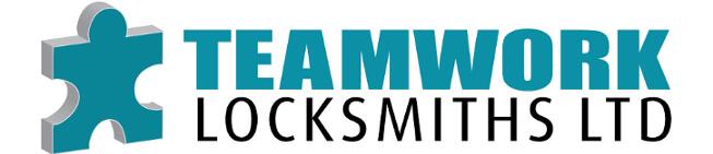 Teamwork Locksmiths Logo