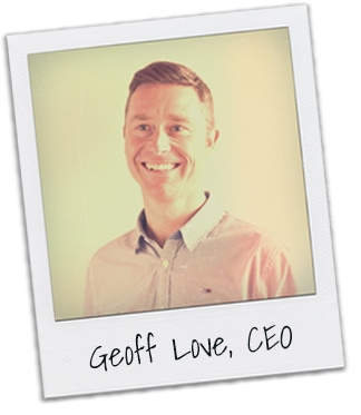 Geoff Love, CEO