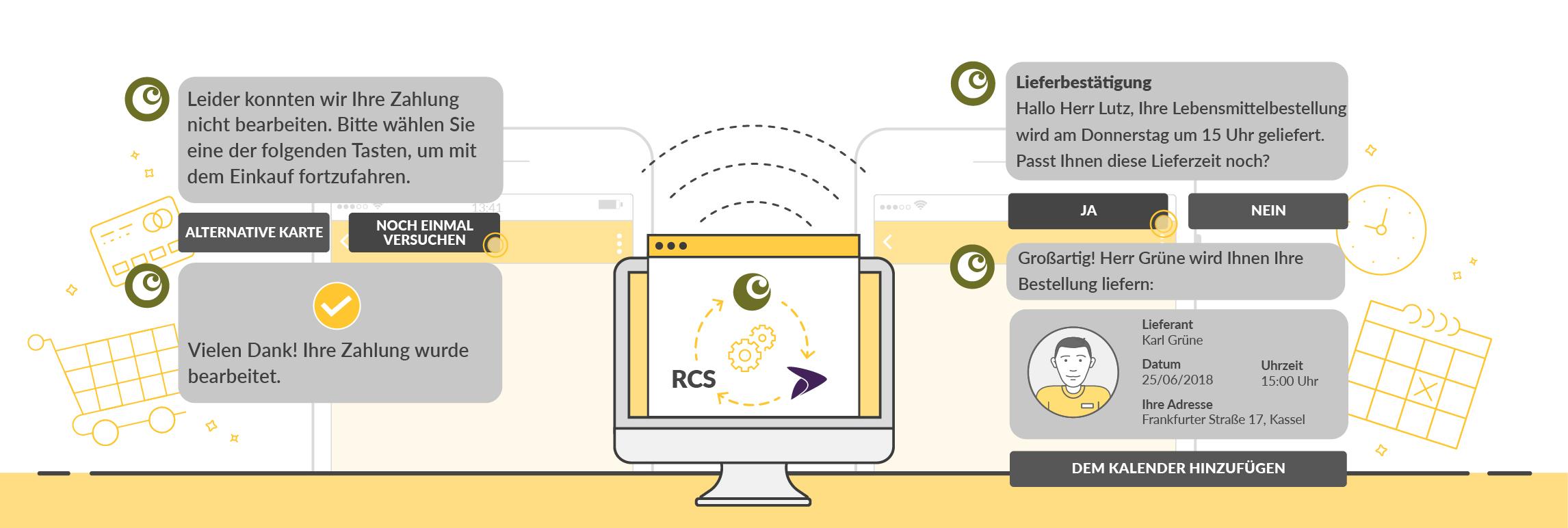 Next-Generation Rich Communications Service