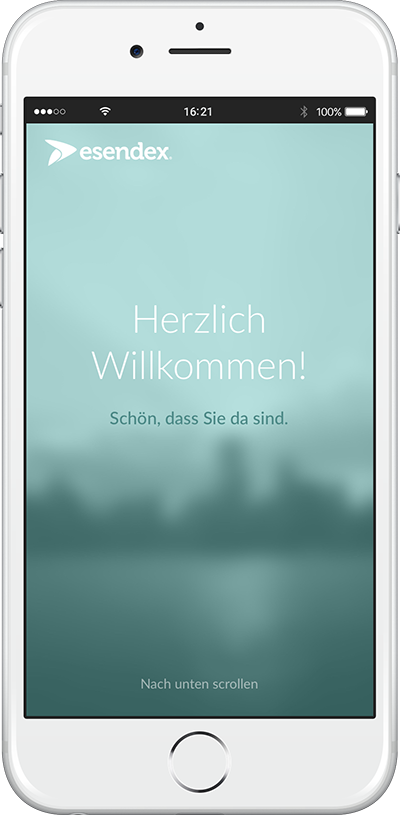 mobile journeys auf smartphone