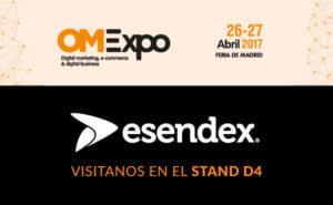 Esendex en OMExpo 2017
