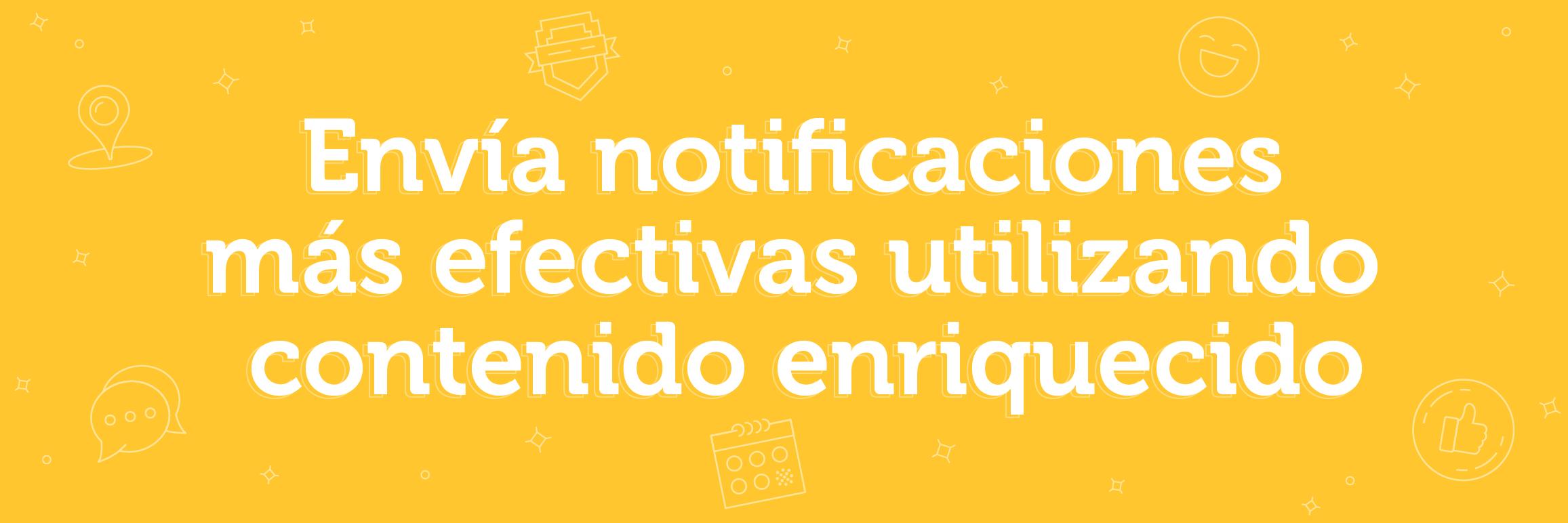 Envía Notificaciones más efectivas utilizando RCS y SMS Landing pages