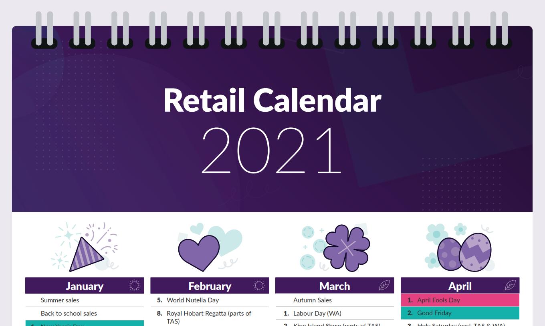marketing calendar 2021