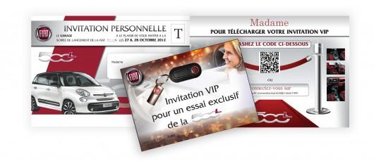 Personnelle invitation