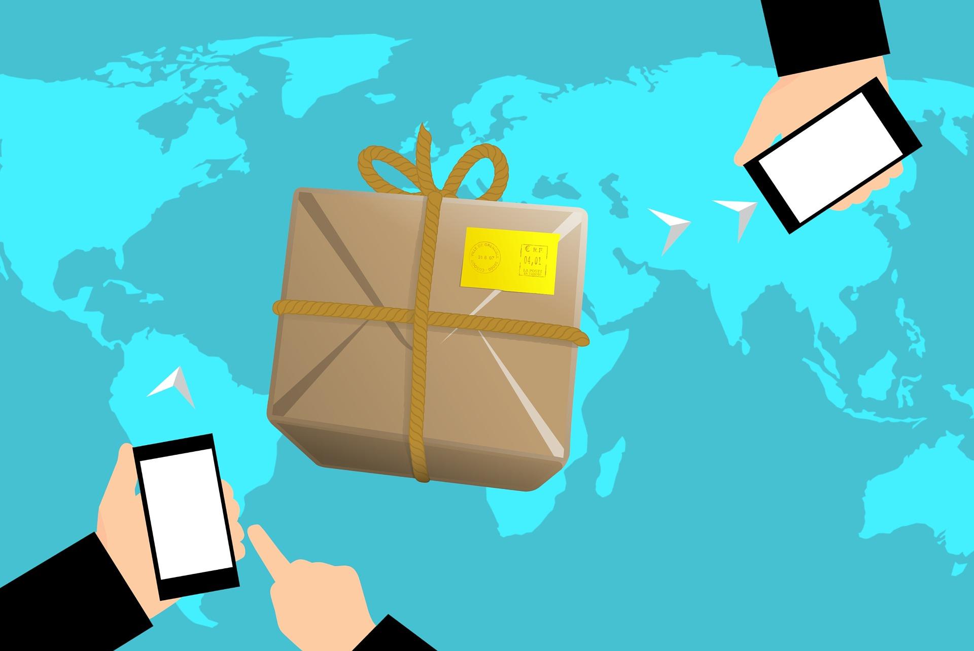 logistique et SMS