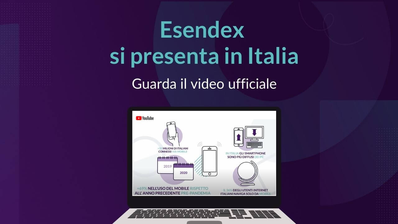 Video Esendex launch