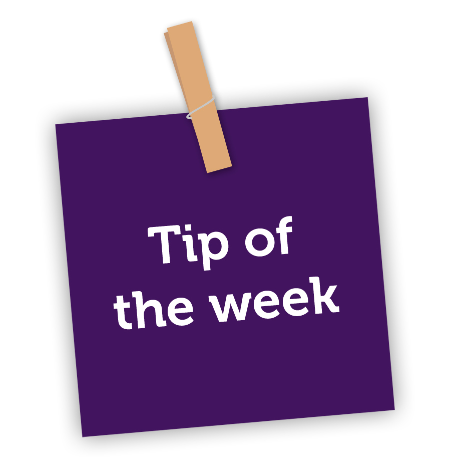 Tip of the week: Connect with your staff using SMS