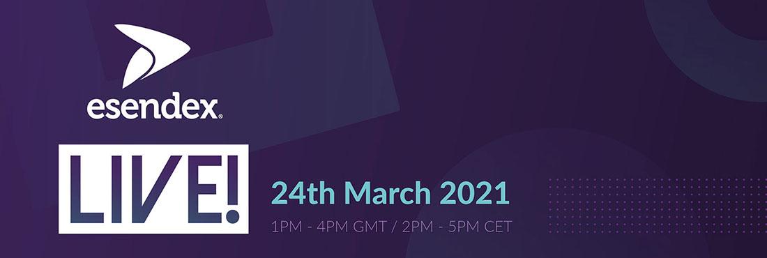 Esendex Live Event 2021