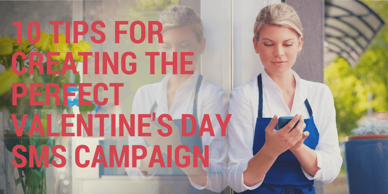 valentines day sms campaign