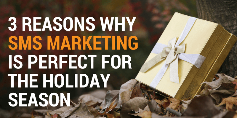 holiday season sms marketing
