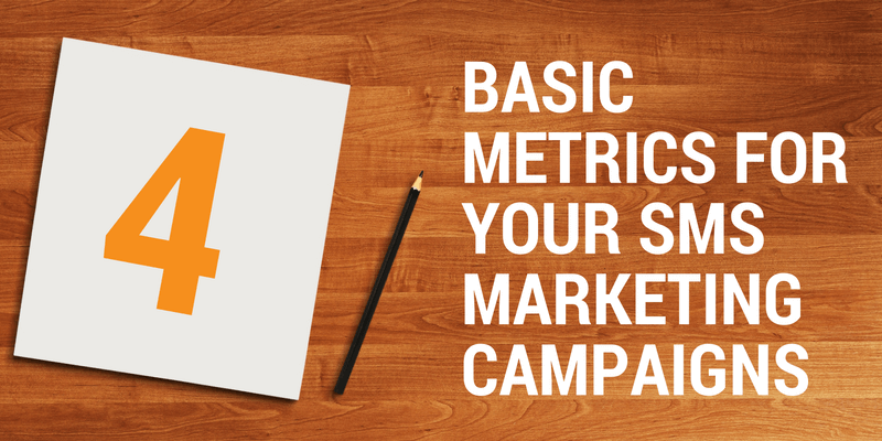 sms marketing metrics