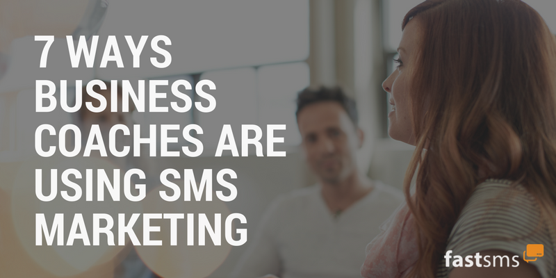 sms marketing for business coaches
