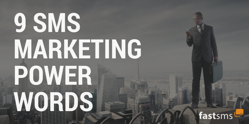 9 Essential Keywords for SMS Marketing