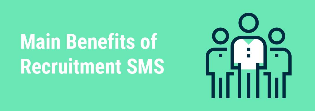 Recruitment SMS