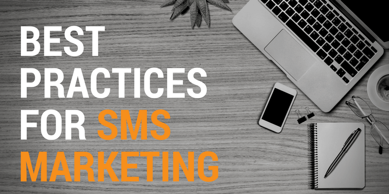 sms marketing best practice
