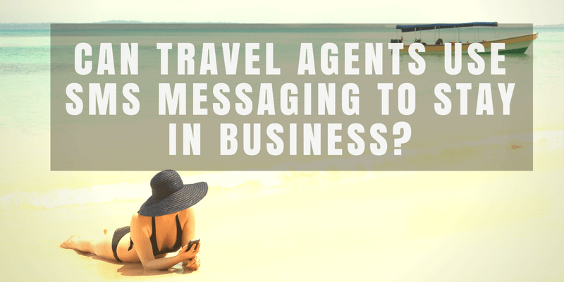 sms messaging travel agents