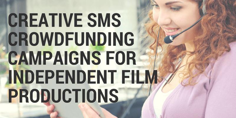 sms marketing crowdfunding