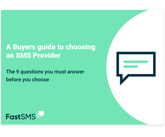 Business SMS buyers guide