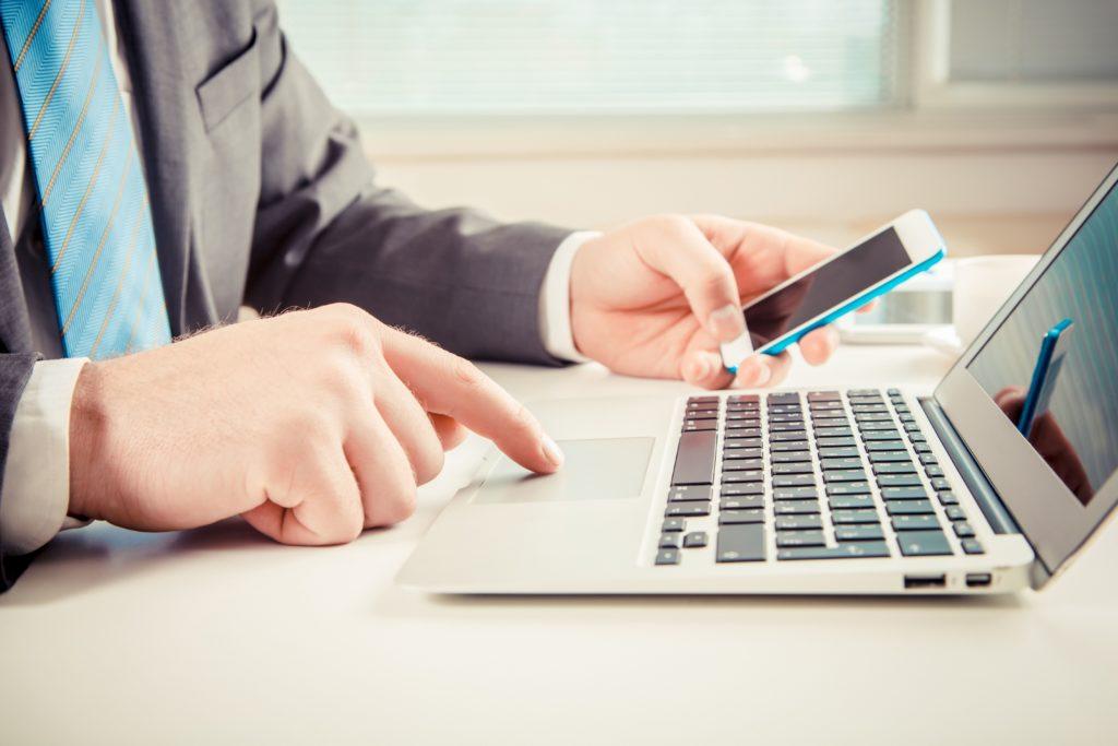 Mobile banking image