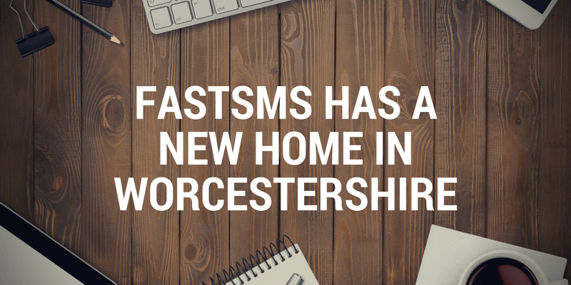 FastSMS has a new home