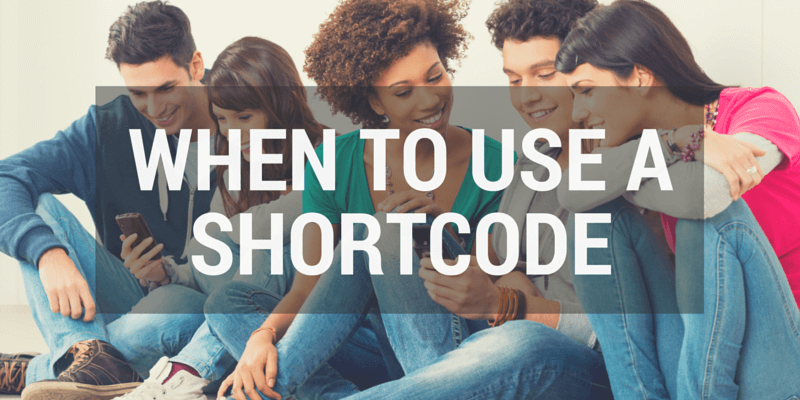 Getting a reply- Should you choose a VMN or Shortcode