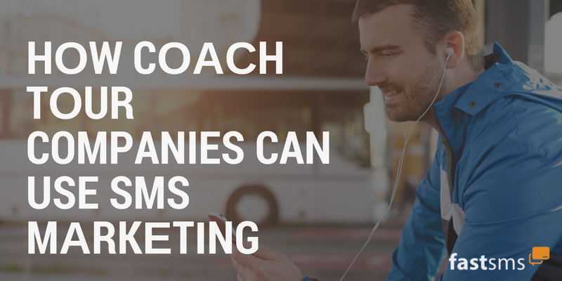 SMS Marketing for Coach Tour Companies