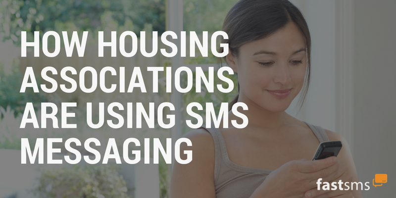 How Housing Associations are Using SMS Messaging