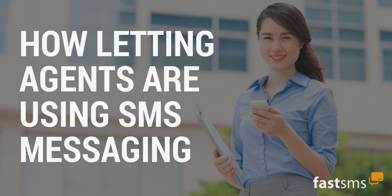 How Letting Agents are Using SMS Messaging