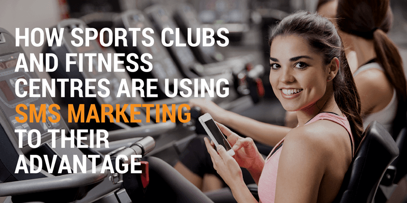 sms marketing for clubs and gyms