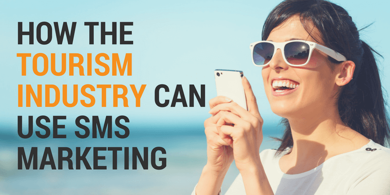tourism industry sms marketing