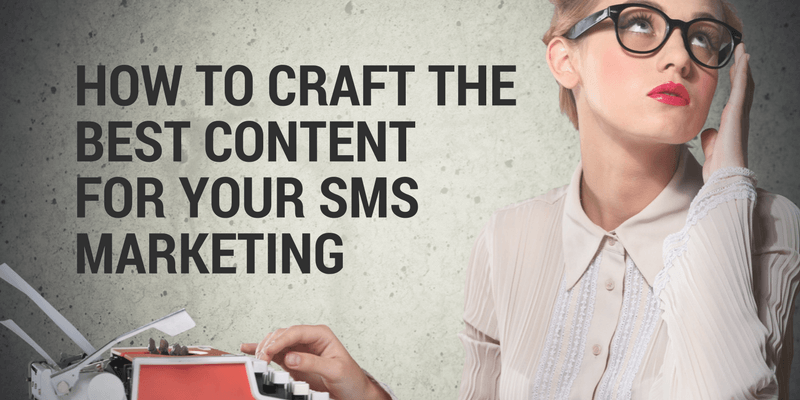 sms messaging content