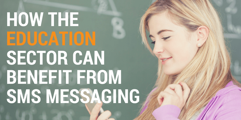 sms messaging for schools