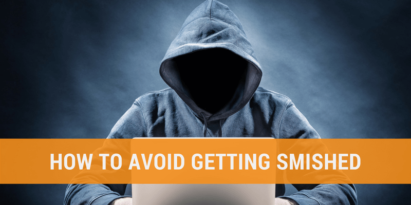 avoid smishing