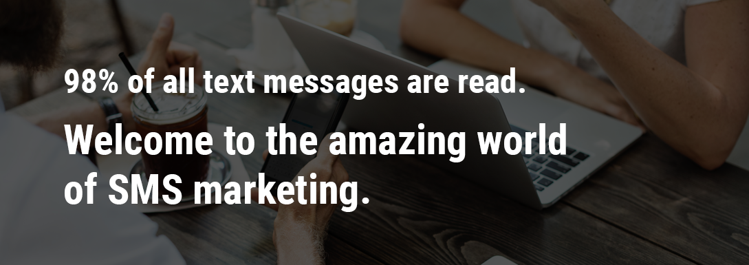 Retail SMS marketing